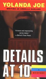 Cover of: Details at Ten (Georgia Barnett Mysteries)
