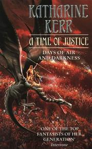 Cover of: A time of justice