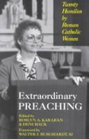 Cover of: Extraordinary Preaching |