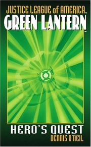 Cover of: Green lantern
