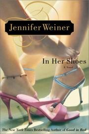 Cover of: In her shoes | Jennifer Weiner