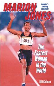 Cover of: Marion Jones