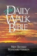 Cover of: The Daily Walk Bible/New Revised Standard Version