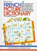 Cover of: French Picture Dictionary |