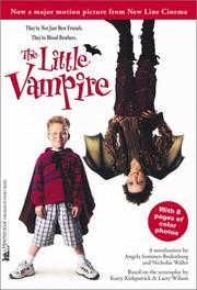 Cover of: The little vampire