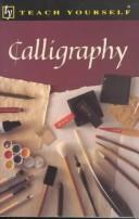 Cover of: Calligraphy | Patricia Lovett