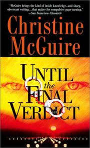 Cover of: Until the final verdict