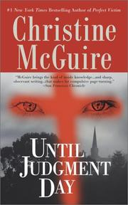Cover of: Until judgment day