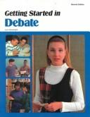 Cover of: Getting started in debate