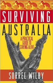 Cover of: Surviving Australia | Sorrel Wilby