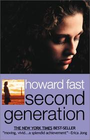 Cover of: Second generation