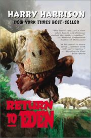 Cover of: Return to Eden