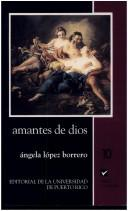 Cover of: Amantes de Dios