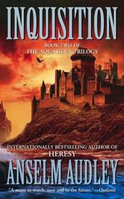 Cover of: Inquisition (Aquasilva Trilogy, Book 2) | Anselm Audley