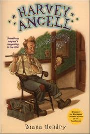 Cover of: Harvey Angell | Diana Hendry