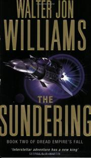 Cover of: The Sundering (Dread Empire's Fall)