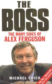 Cover of: The Boss | Michael Crick
