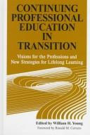 Cover of: Continuing Professional Education in Transition