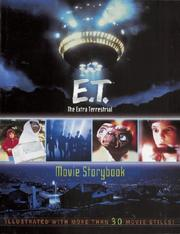 Cover of: E.T. The Extra-Terrestrial