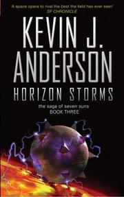 Cover of: Horizon Storms