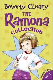 Cover of: The Ramona Collection, Vol. 1