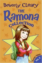 Cover of: The Ramona Collection, Vol. 2