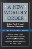 Cover of: A New Worldly Order | George Weigel