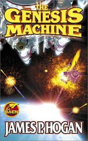 Cover of: The Genesis Machine