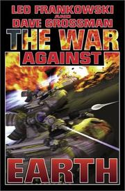 Cover of: The war with earth