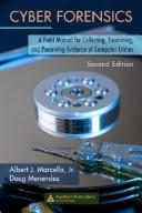 Cover of: Cyber forensics by