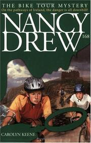 Cover of: The bike tour mystery