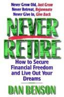 Cover of: Never Retire