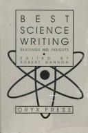 Cover of: Best Science Writing