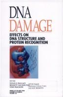 Cover of: DNA Damage |