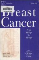 Cover of: Breast cancer |