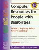 Cover of: Computer Resources for People With Disabilities