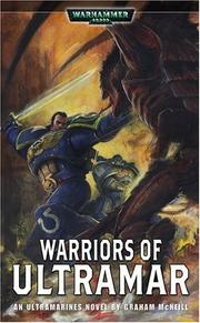 Cover of: Warriors of Ultramar
