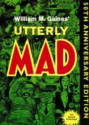 Cover of: Utterly Mad Book 4 (Mad Reader) | Mad