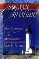 Cover of: Simply Christians