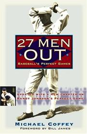 Cover of: 27 Men Out | Michael Coffey