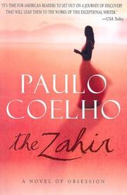 Cover of: The Zahir LP