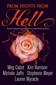 Cover of: Prom Nights from Hell | Meg Cabot