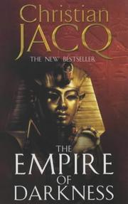 Cover of: The Empire of Darkness (Queen of Freedom)