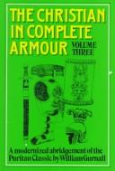 Cover of: The Christian in Complete Armour, Vol. 2