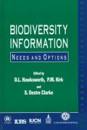 Biodiversity Information by