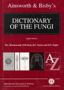 Cover of: Ainsworth & Bisby's dictionary of the fungi