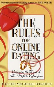 Cover of: The rules for online dating | Ellen Fein