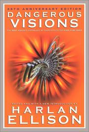 Cover of: Dangerous Visions