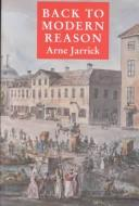 Cover of: Back to Modern Reason