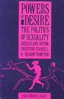 Cover of: Powers of desire |